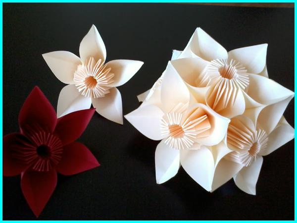 Sponsoriser son mariage et autres venements for Decoration de noel origami