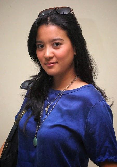Marcella Zalianty bugil
