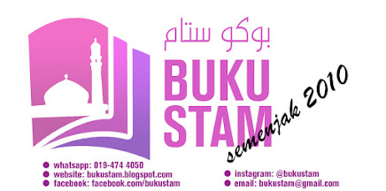 BUKU STAM (No. Pend: IP0464188-M)