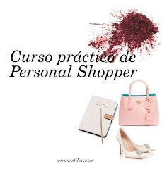 CURSO PRÁCTICO DE  PERSONAL SHOPPER
