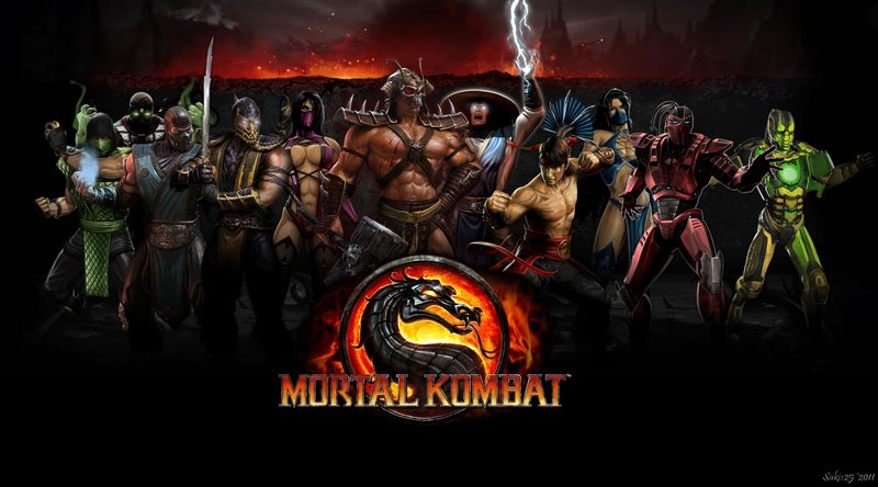 mortal kombat scorpion vs sub zero wallpaper. mortal kombat 9 sub zero vs