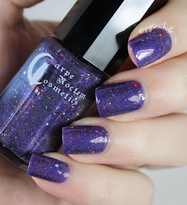Carpe Noctem Cosmetics My Nurse Has Sparkles