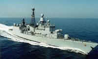 Bremen class frigate