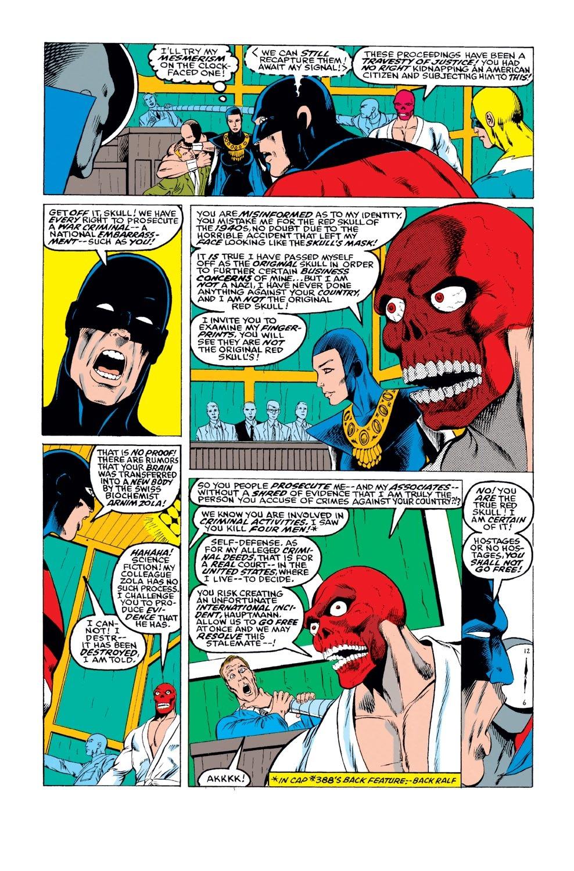 Captain America (1968) Issue #393 #326 - English 4