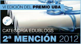 PREMIO UBA - 2012