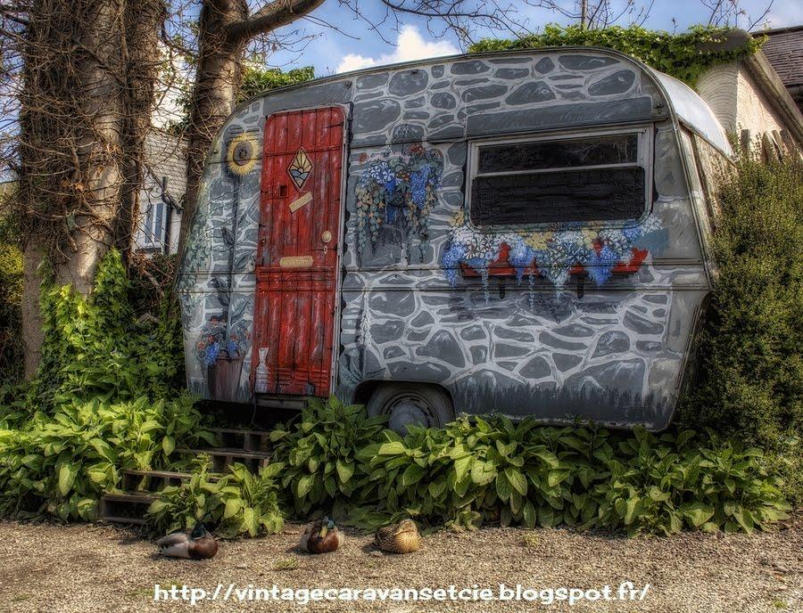 Caravanes vintage et Cie...: juillet 2012