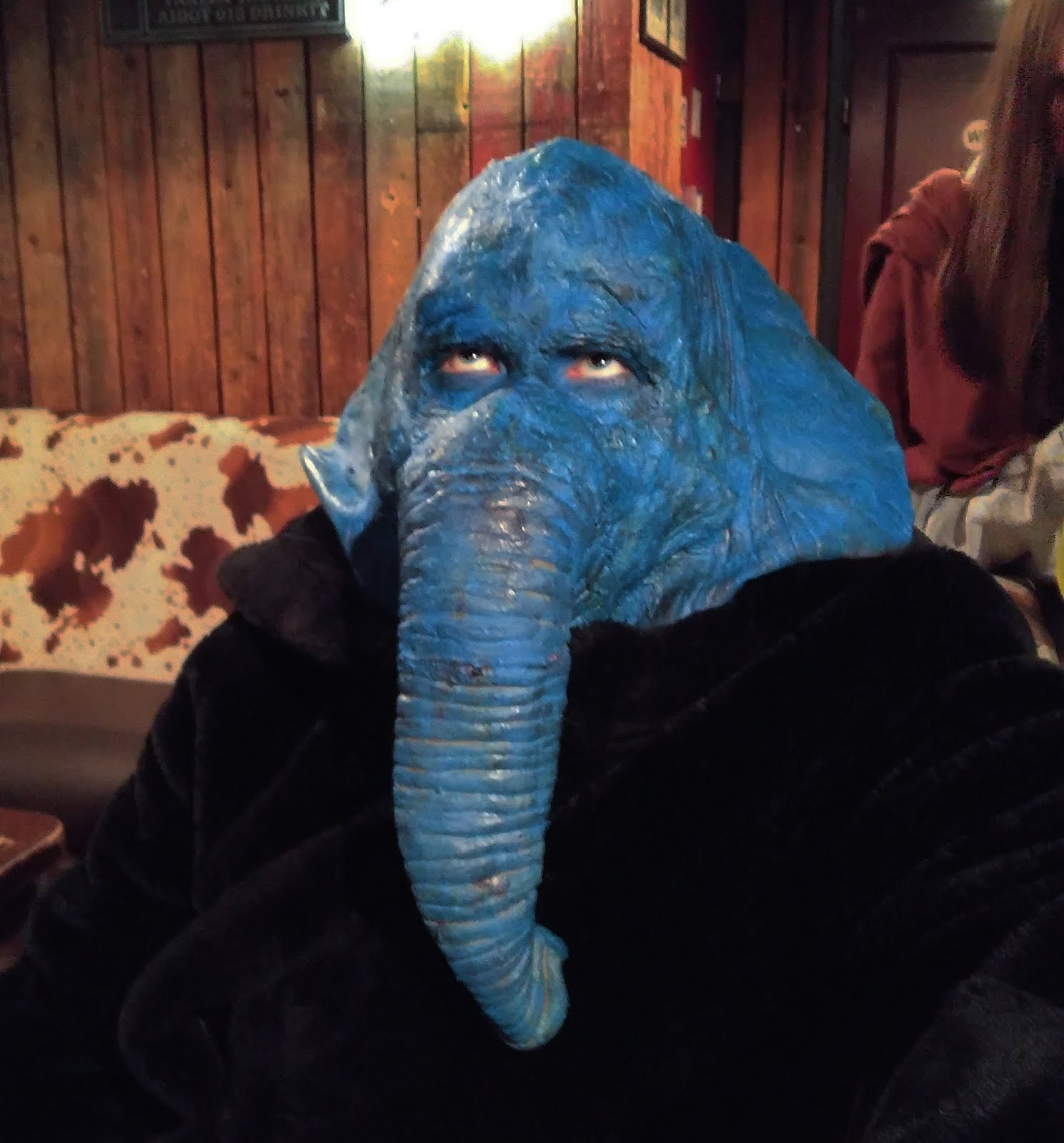 Max Rebo. Search for Luke - Star Wars fan film.