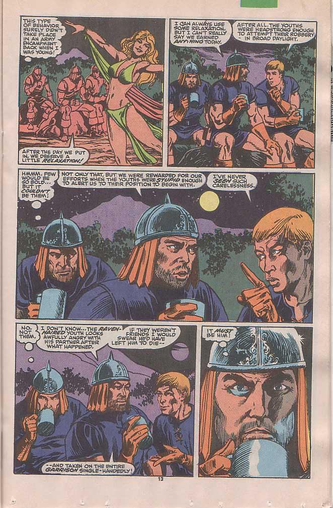 Conan the Barbarian (1970) Issue #236 #248 - English 11
