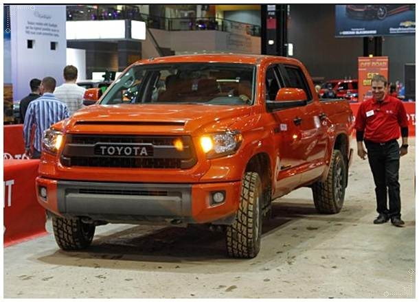 2017 Toyota Tacoma Diesel Rumors   TOYOTA CHANGES