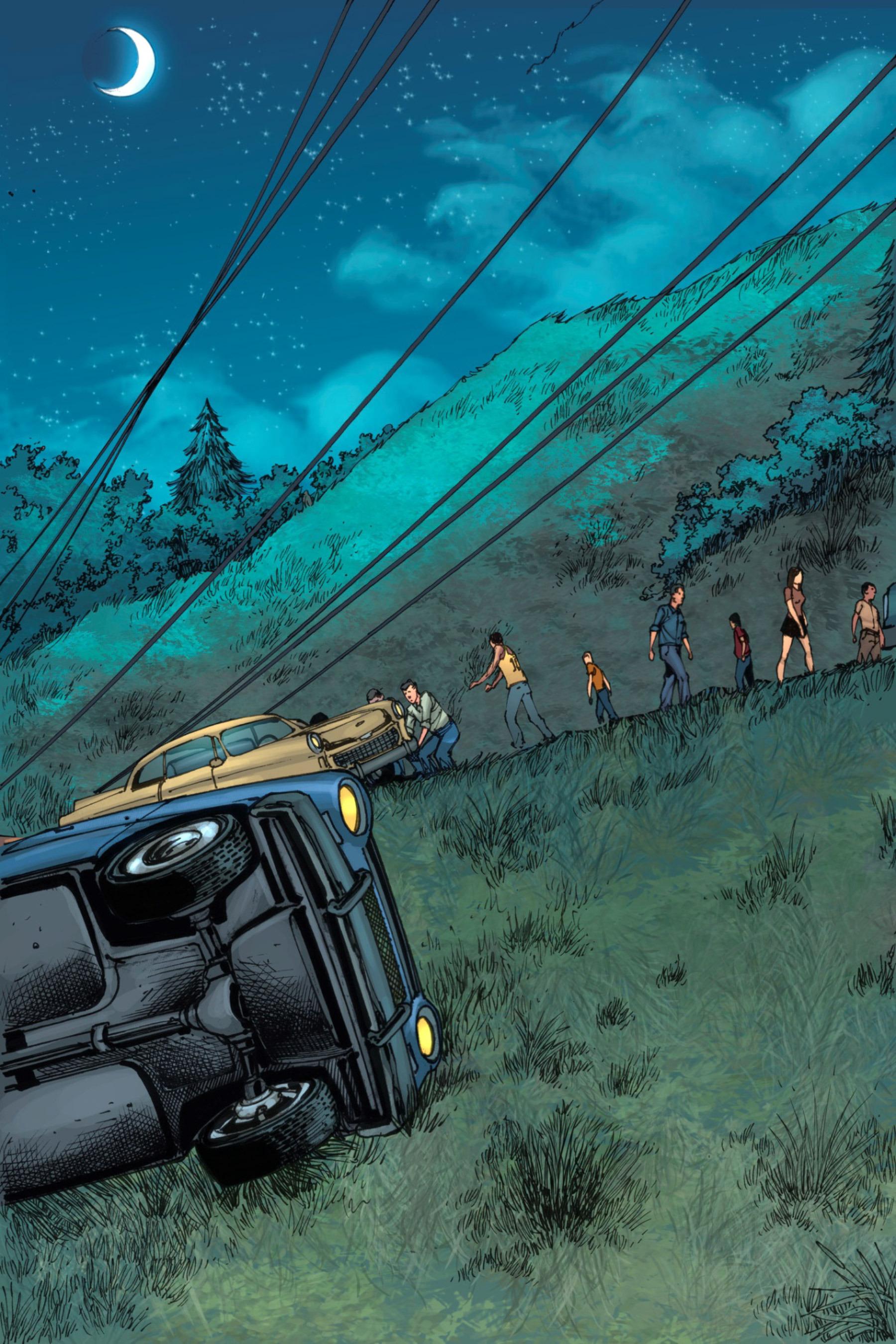 Read online Z-Men comic -  Issue #3 - 29