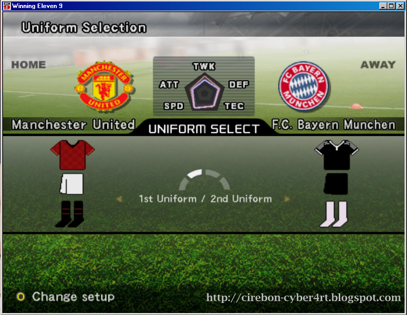 Update Pemain, Logo Club, Jersey Game Winning Eleven