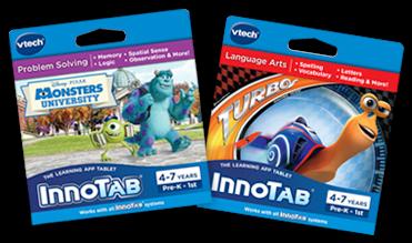 InnoTab 3S Games