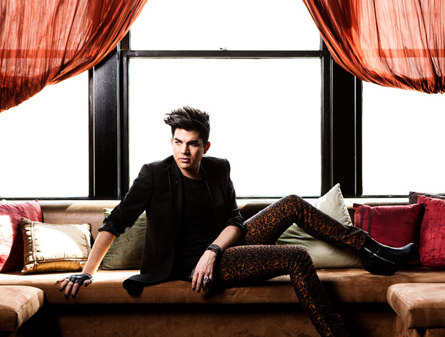 AdamBertDaily Blog: Trespassing Continues to Soar! 17/05/2012
