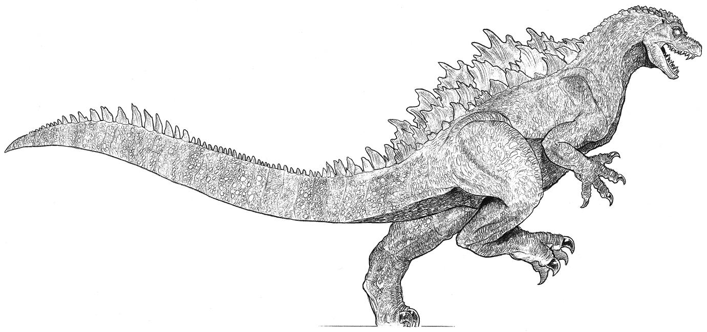 Ricardo Delgados Blog My Stupid Godzilla Even Better Scans Of Lame