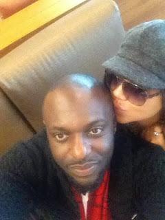 Jim Iyke takes Nadia Buari on a trip to Europe to mark her birthday