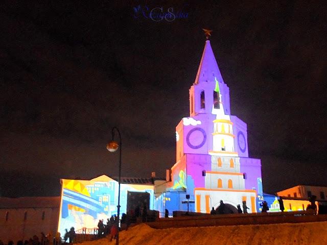 Казанский Кремль в 3D картинках