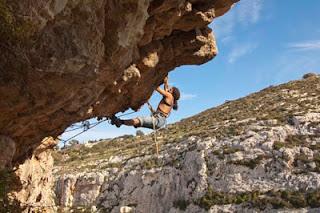escalada en Malta, Gozo y Comino. Escalada en Malta