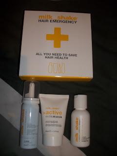 Milkshake Hair Products, Milkshake Restructuring Milk Mask, Milkshake Conditioning Whipped Cream, Milkshake Intensive Conditioning Shampoo