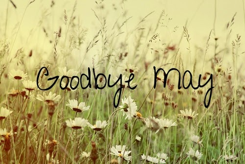m a n d y  goodbye may  hello june