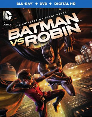Batman vs. Robin (2015) BluRay + Subtitle