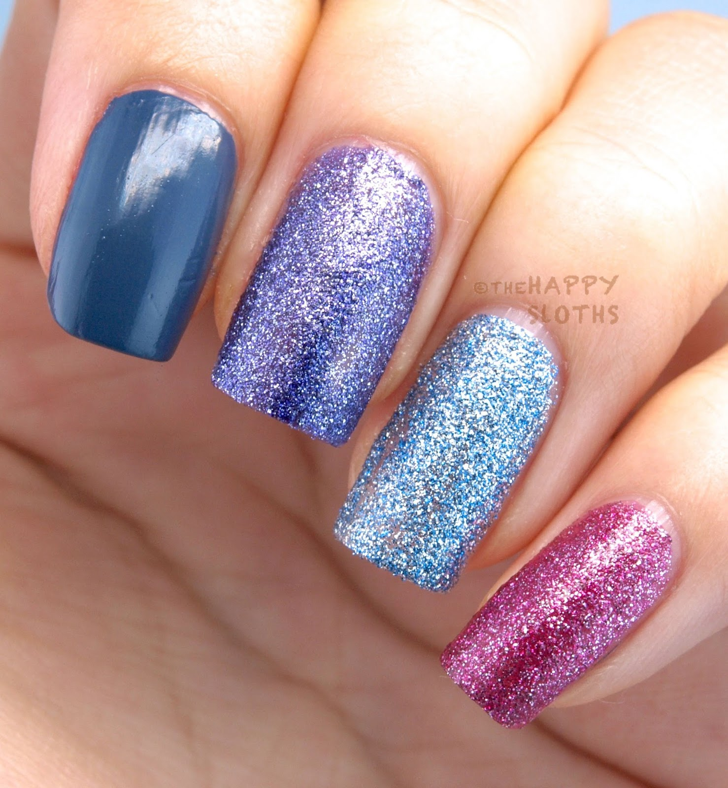 Formula X Paint The Town 22-Piece Mini Nail Polish Set: Review and Swatches