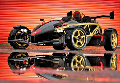 Ariel atom 500 v8 - racing cars - amazing cars
