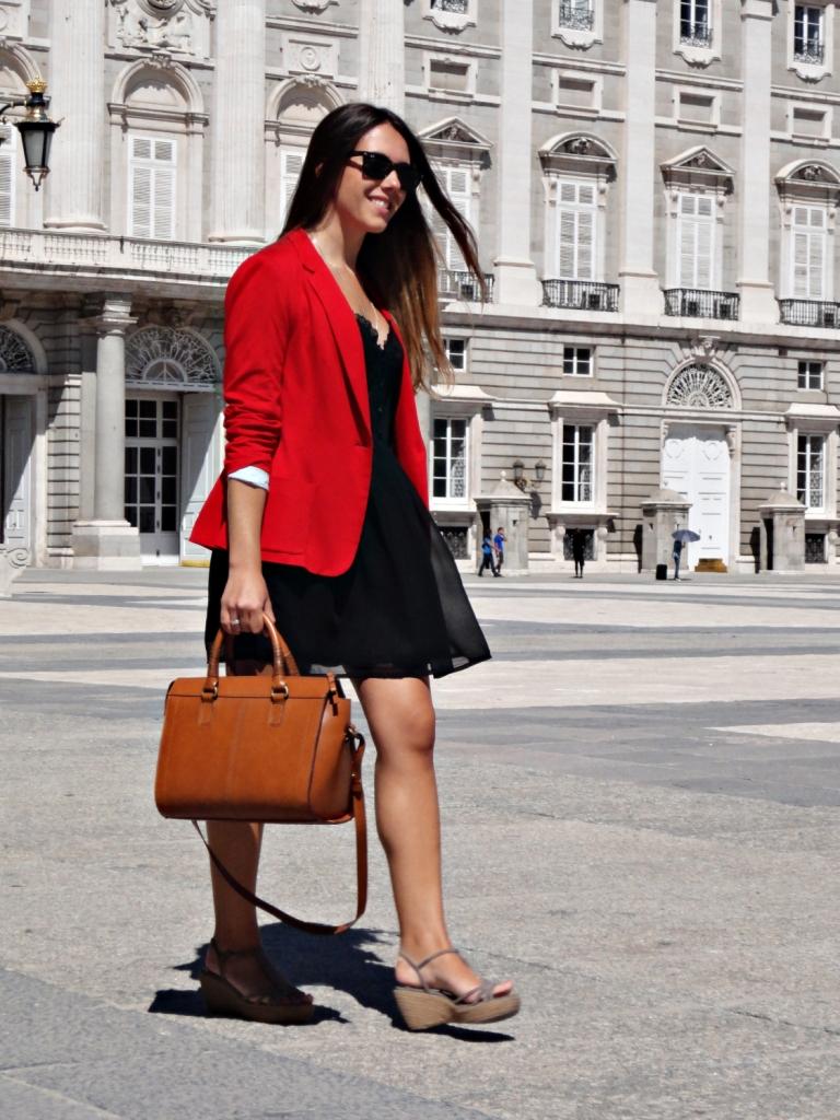 Quiero un blog de moda una visita al palacio real - Zara ciudad real ...