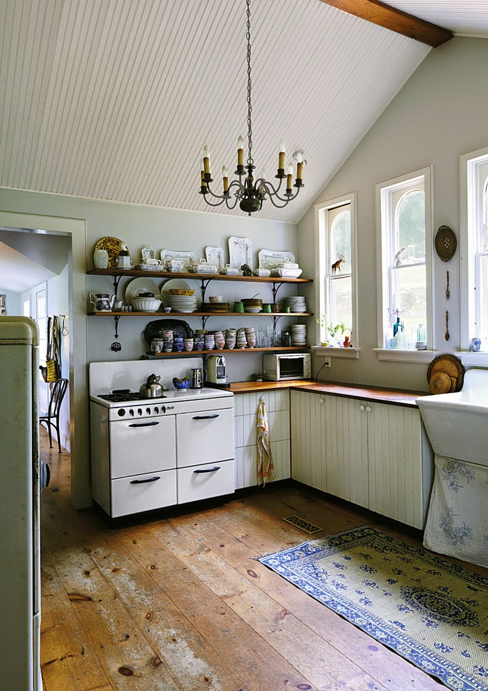 Unfitted Kitchen Design Ideas ~ How to design an unfitted kitchen lady butterbug