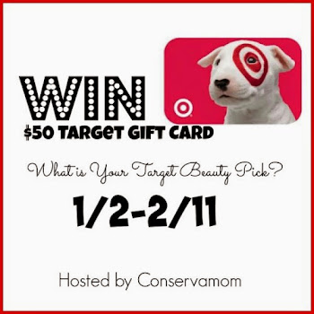 $50 Target GC Giveaway