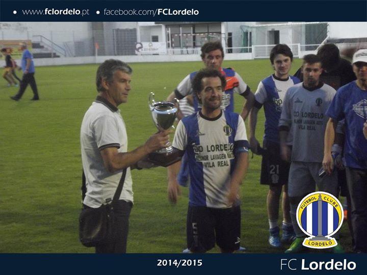TAÇA COUTO 2015 Entrega de troféu