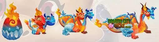Dragão de Gelo e Fogo