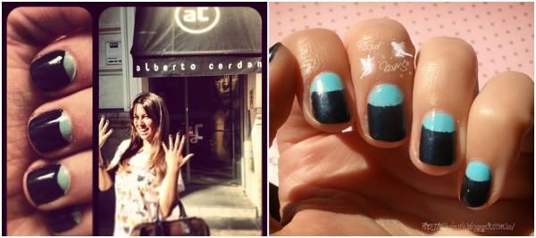 nail art celebritys