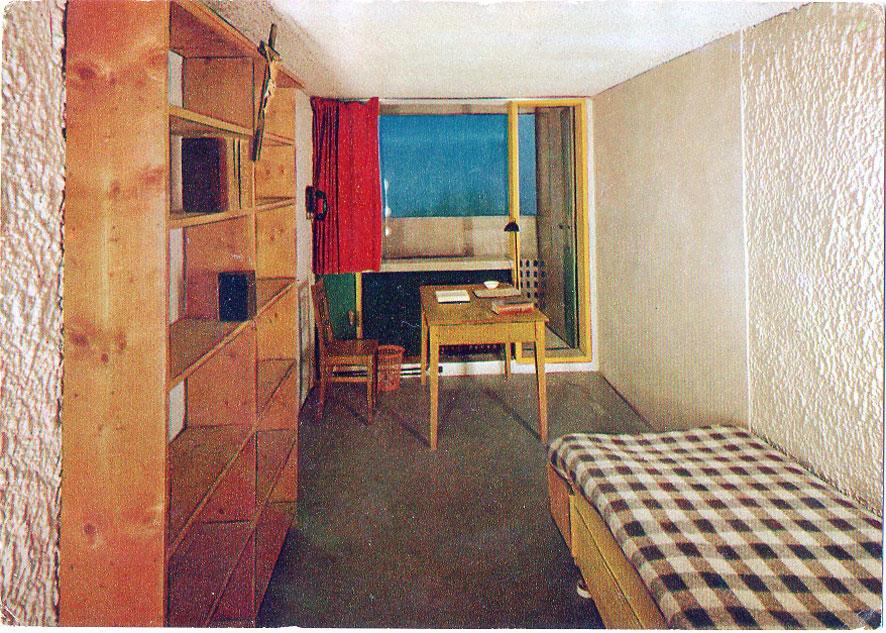 Couvent de la Tourette par Le Corbusier Blog-modulor-moine-corbusier-1