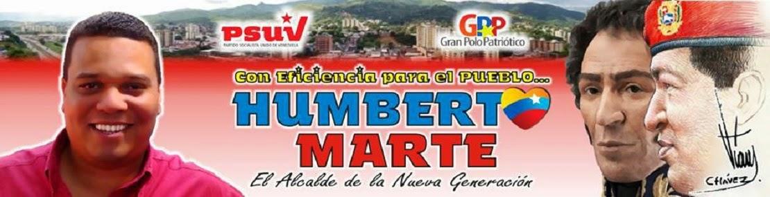 Humberto Marte - Próximo Alcalde del Municipio Cristóbal Rojas