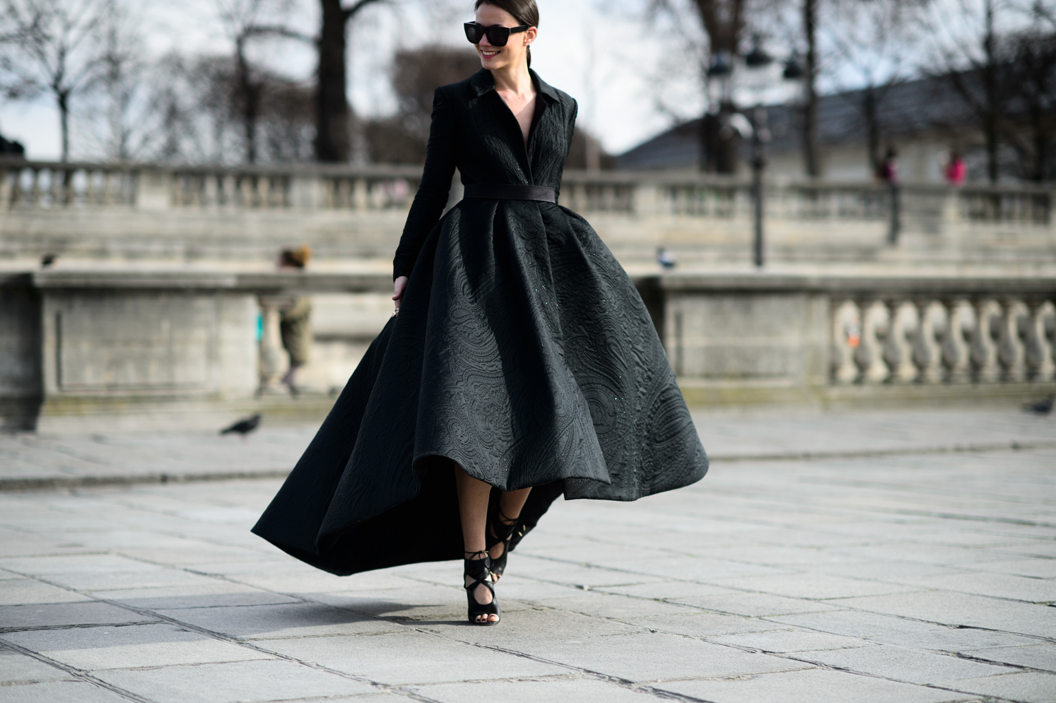 Daily cup of couture street style paris fashion week Fashion style october 2015