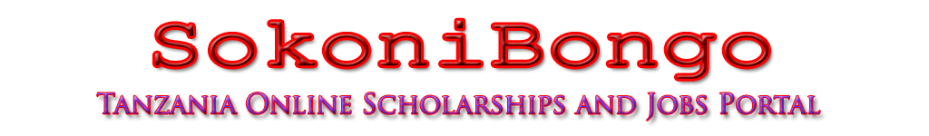 SCHOLARSHIP  AND JOBS IN TANZANIA