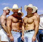 Cowboy love fest!