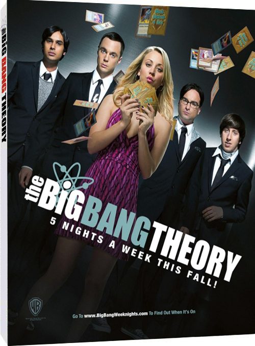 The Big Bang Theory S05E08 HDTV XviD-ASAP
