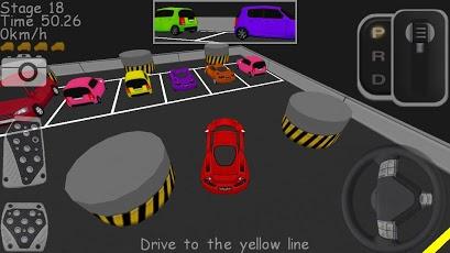 Araba Park Etme Oyunları Oyna