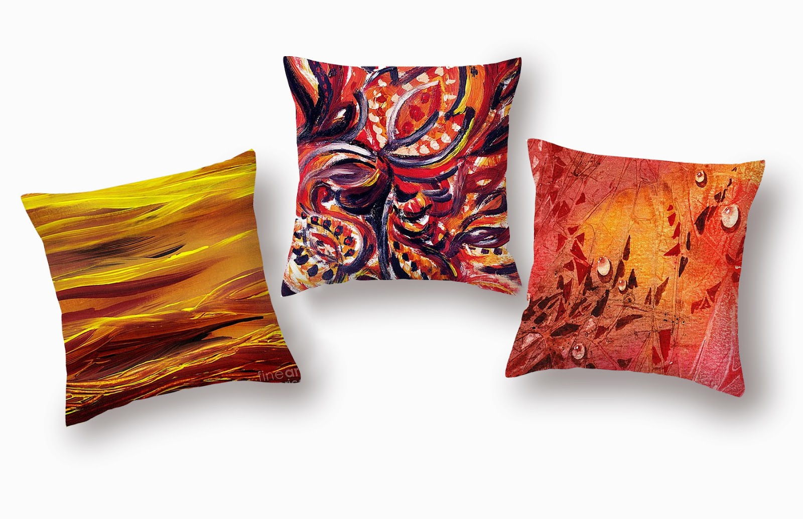 Art to pillow