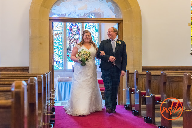New Kilpatrick Church Bearsden Wedding Photography
