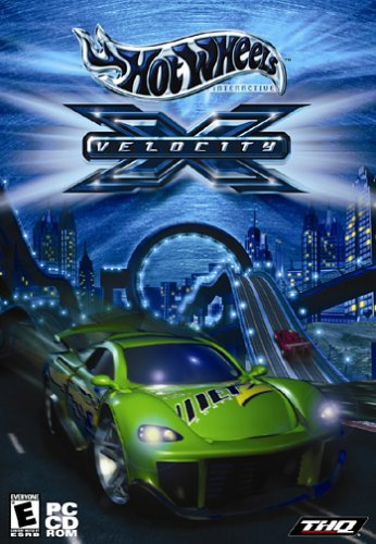 Hot Wheels Velocity X pc free download español