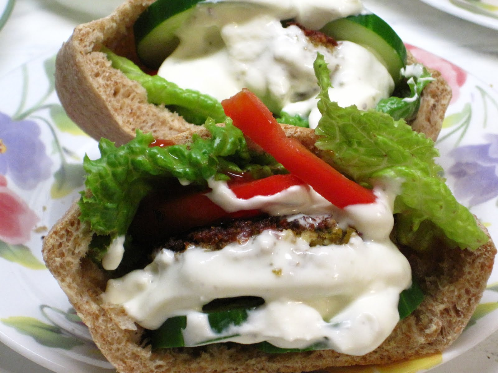 Mr. Micawber's Recipe for Happiness: Falafel from Scratch