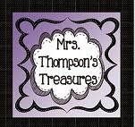 Mrs. Thompson's Treasures