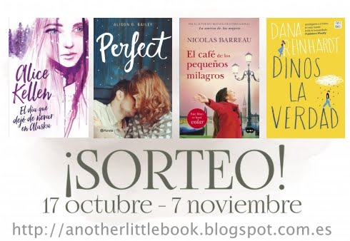 Sorteo Anny Another Little Book