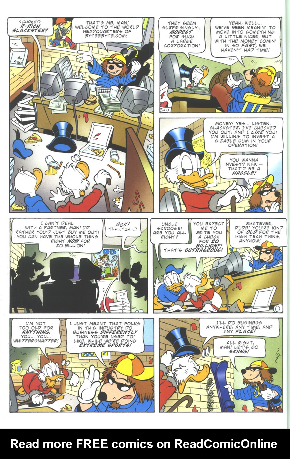 Uncle Scrooge (1953) Issue #345 #345 - English 28