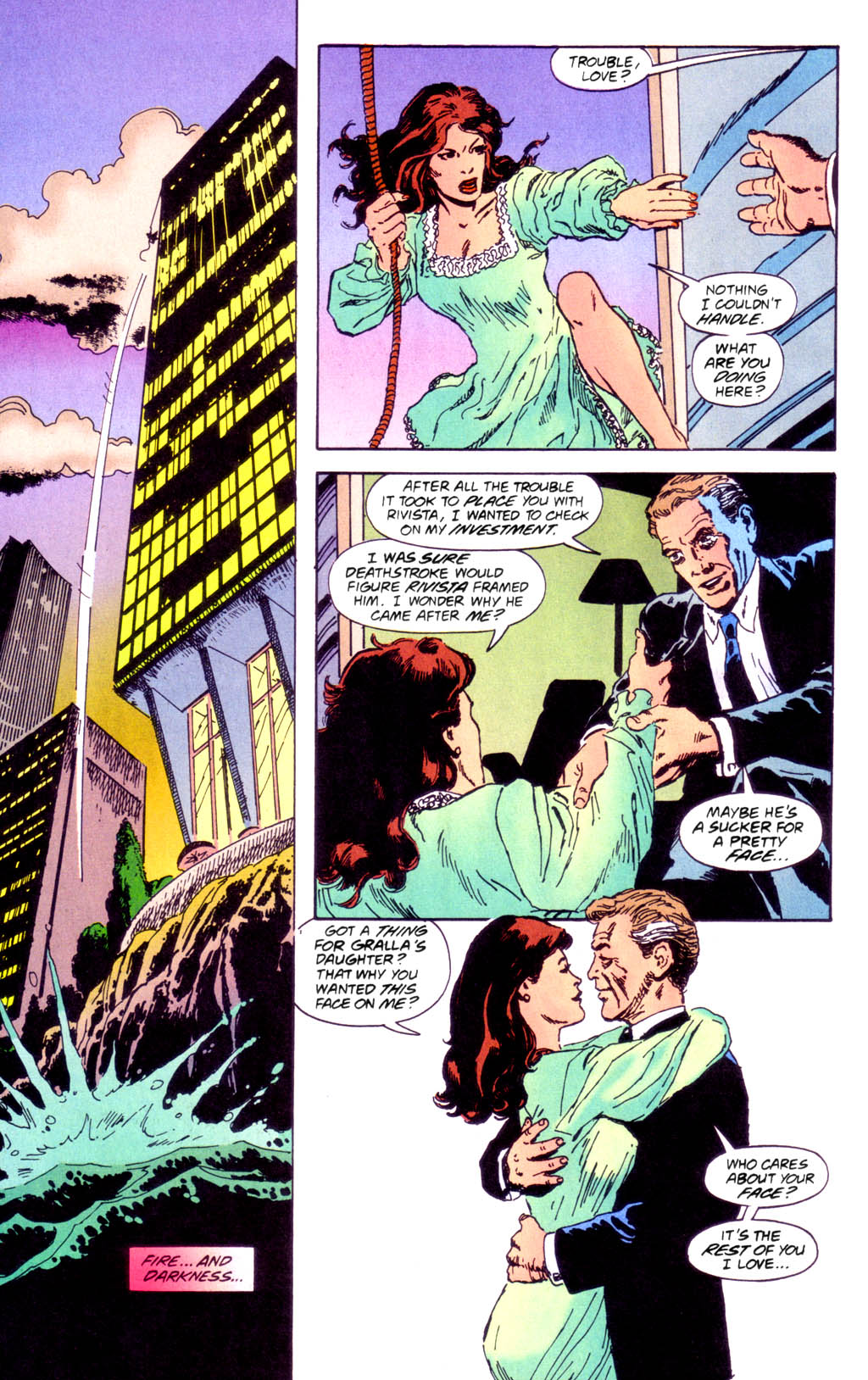 Deathstroke (1991) Issue #40 #45 - English 15