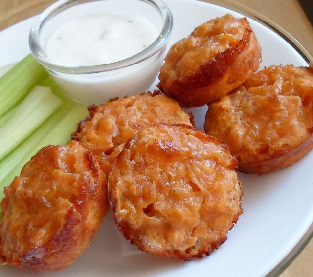 Mini Buffalo Chicken Pastries Recipes — Dishmaps