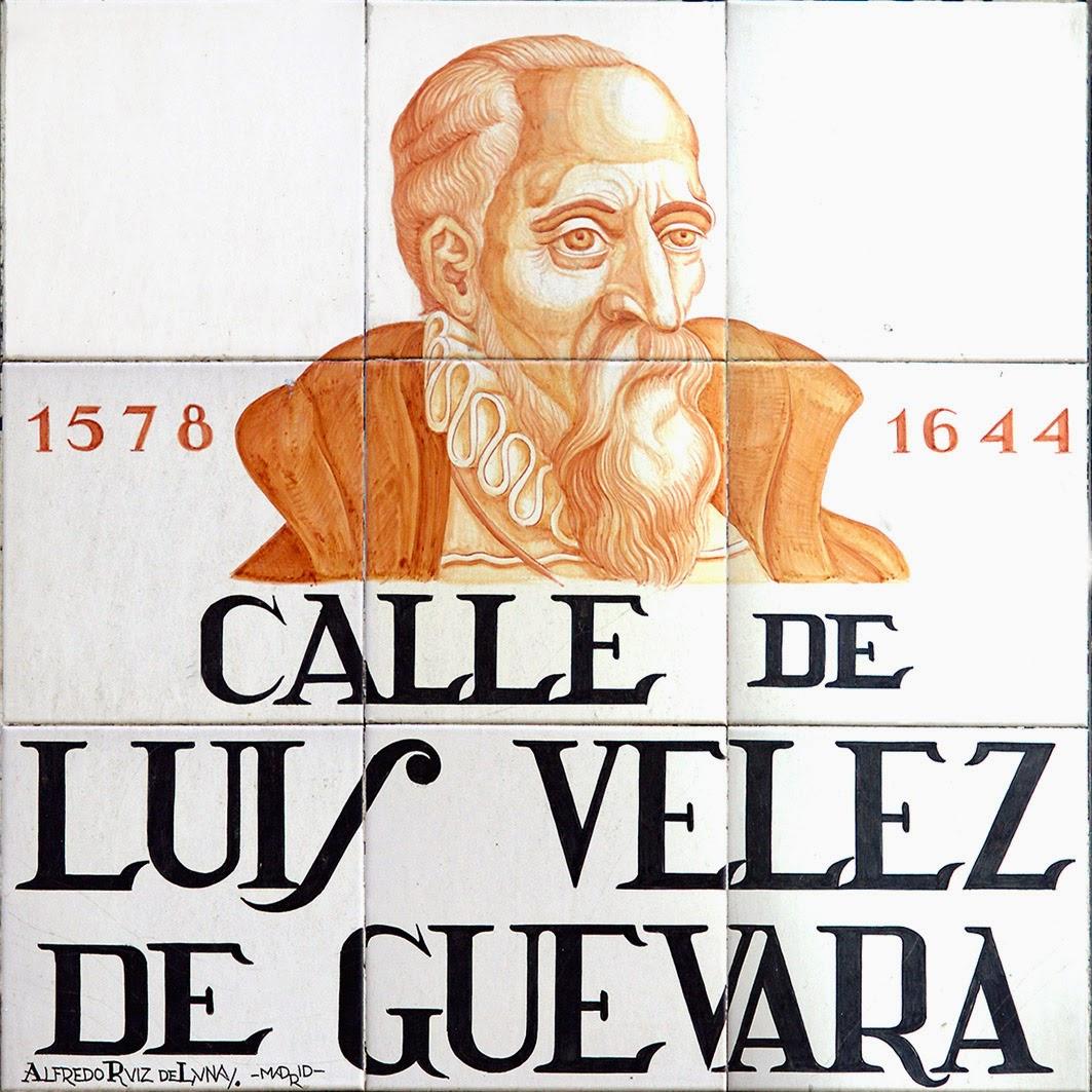 Calle de Luis Vélez de Guevara