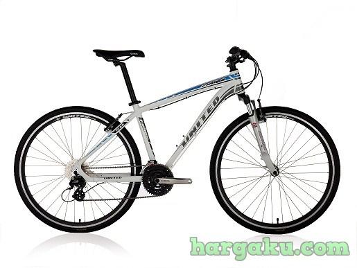 Modifikasi Sepeda Bmx United